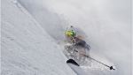 photo: JOHN SCHWIRTLICH * skier: Marcel Hirscher * snow: Mike Wiegele Helicopter Skiing