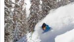 photo: MATT POWER * skier: Greg Ernst * snow: Aspen Mountain, Colorado