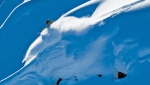 photo: BRUNO LONG * skier: Colston VB * snow: Selkirk Mts., BC
