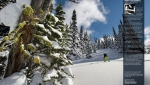 photo: Bonny Makarewicz; skier: Charles Chataway; snow: Whistler backcountry