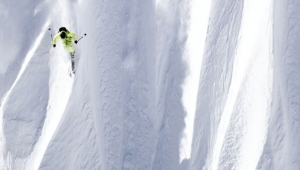 James Heim Photographed by: ROBIN O'NEILL in Pemberton backcountry, B.C.