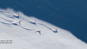 Photographed by: Paul Morrison * snow: Bella Coola Heli Sports