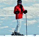 Quebec skiier