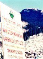 Garibaldi Lift