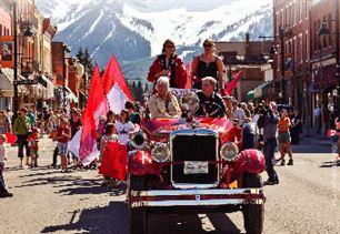 Fernie parade