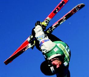 FreestyleSkier, by Mike Ridewood/CFSA