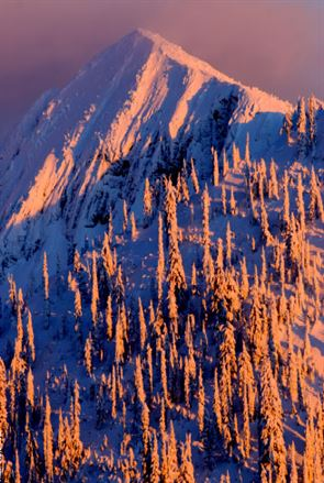 Ymir Peak, photo by Steve Ogle