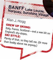 Talkin Banff