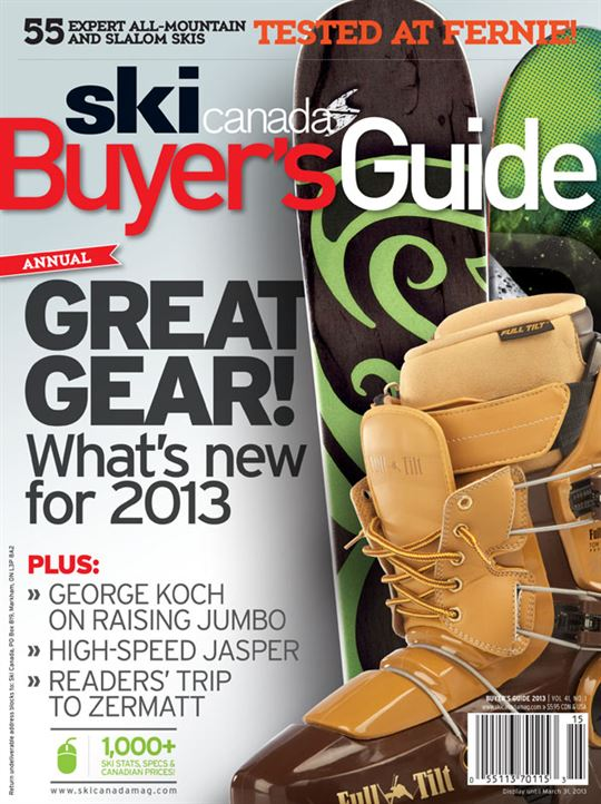 Buyer's Guide 2013 cover
