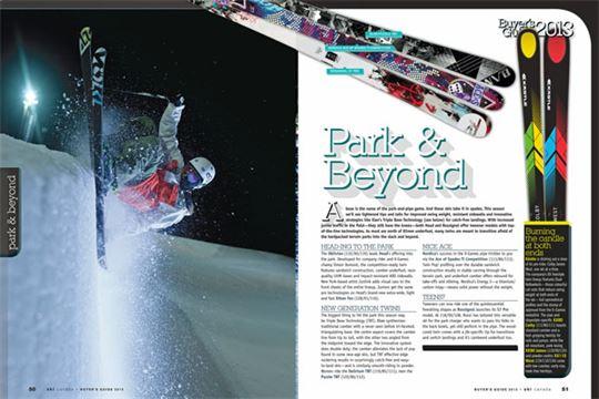 Park & Beyond