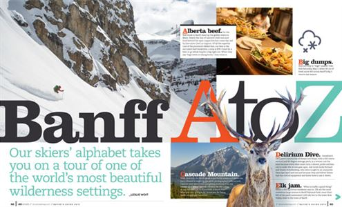 Banff 1 550