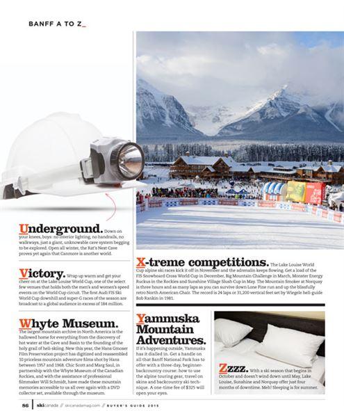 Banff 4 550