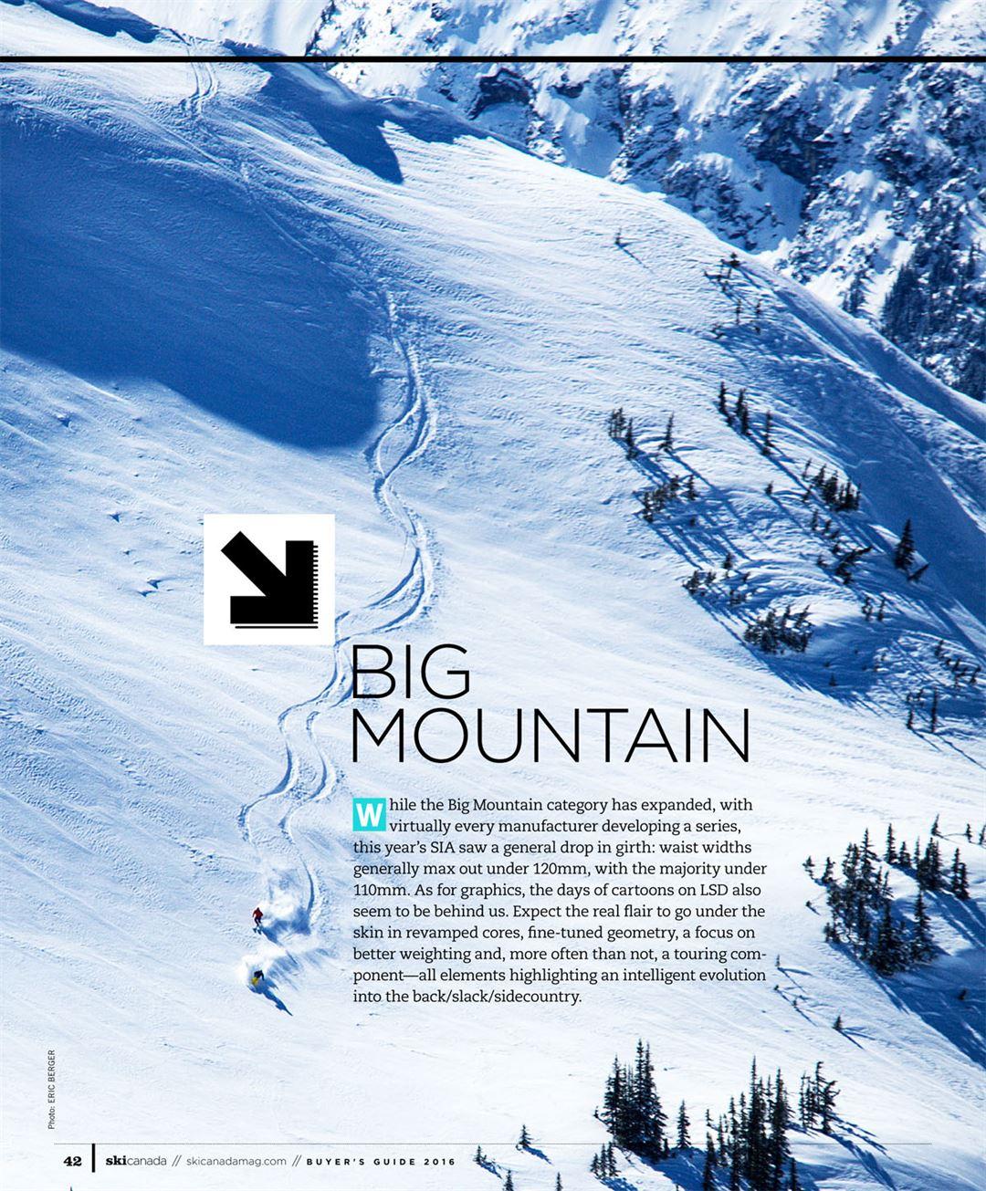 ff0cdb28da55 Big Mountain 2016  Ski Canada Magazine