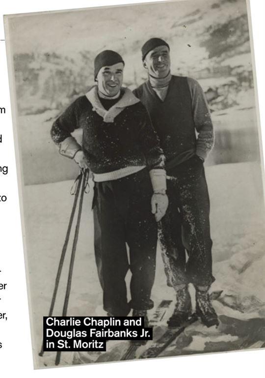 Chaplin 600