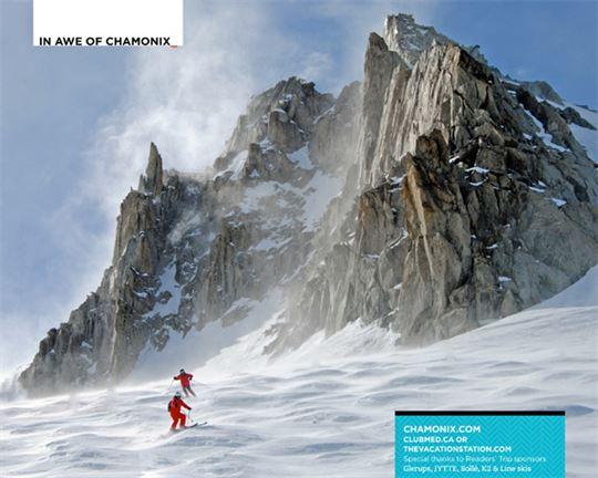 Chamonix 4 600