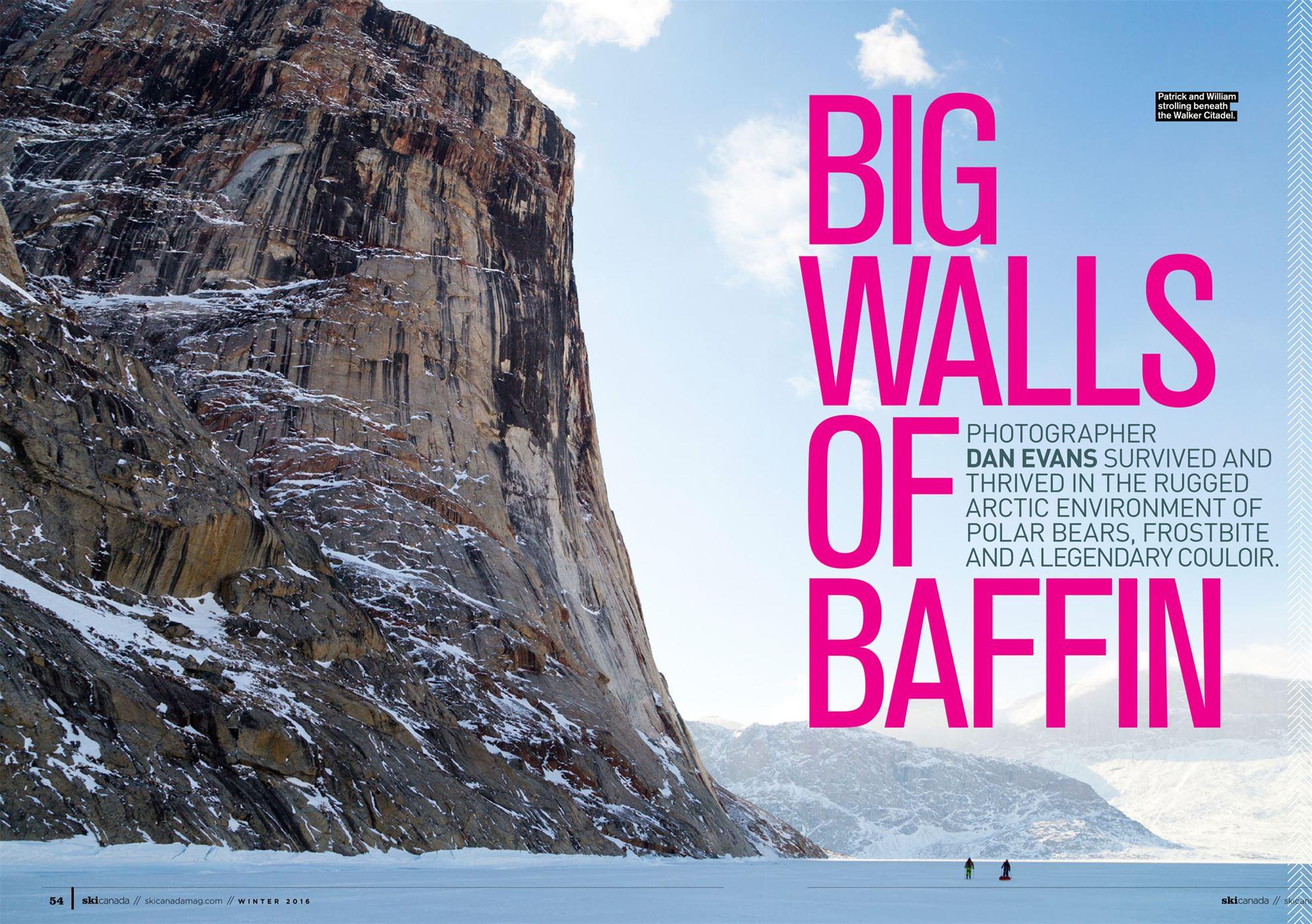 Baffin 1 2200