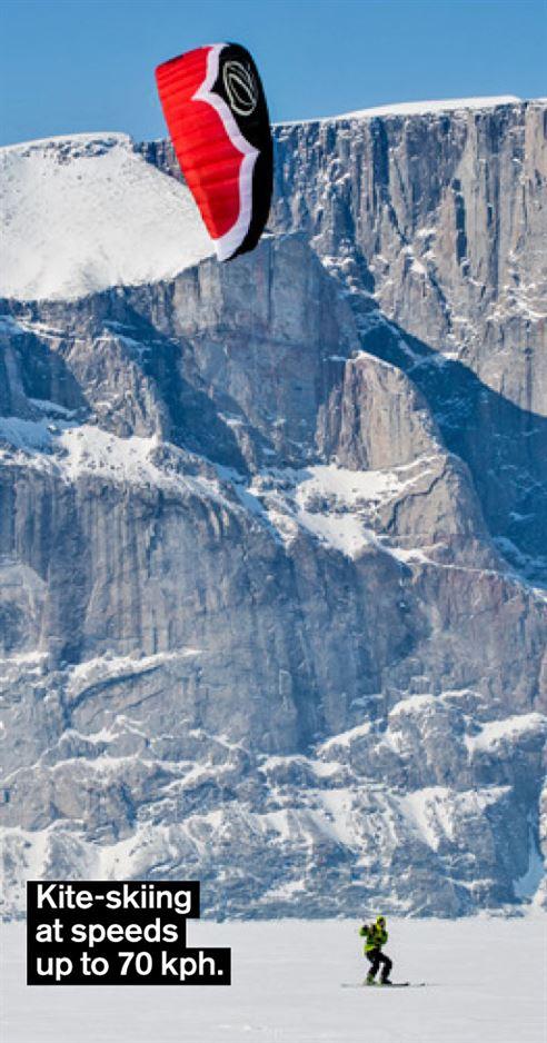 Baffin 5 575