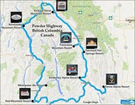 Ski-The-Powder-Highway-BC map