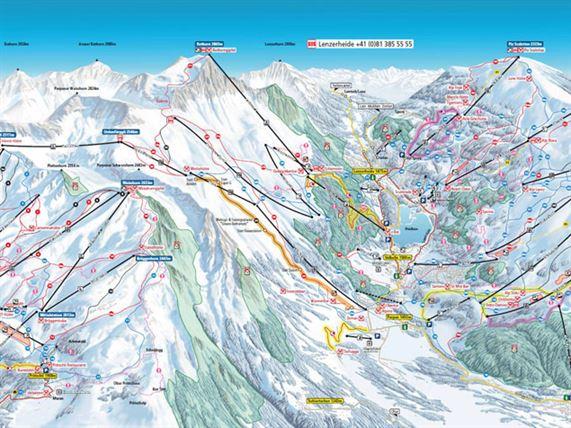 arosa-trail-map