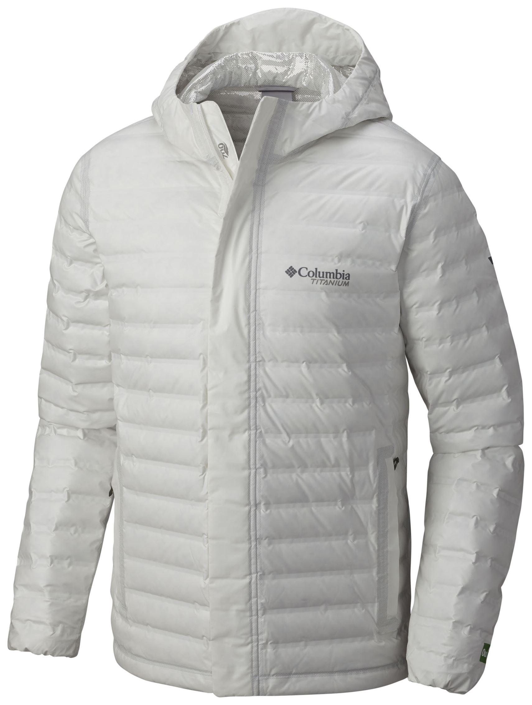 50a77ac2c RYAN REPORT: Columbia Outdry Ex Eco Down Jacket/ Ski Canada Magazine