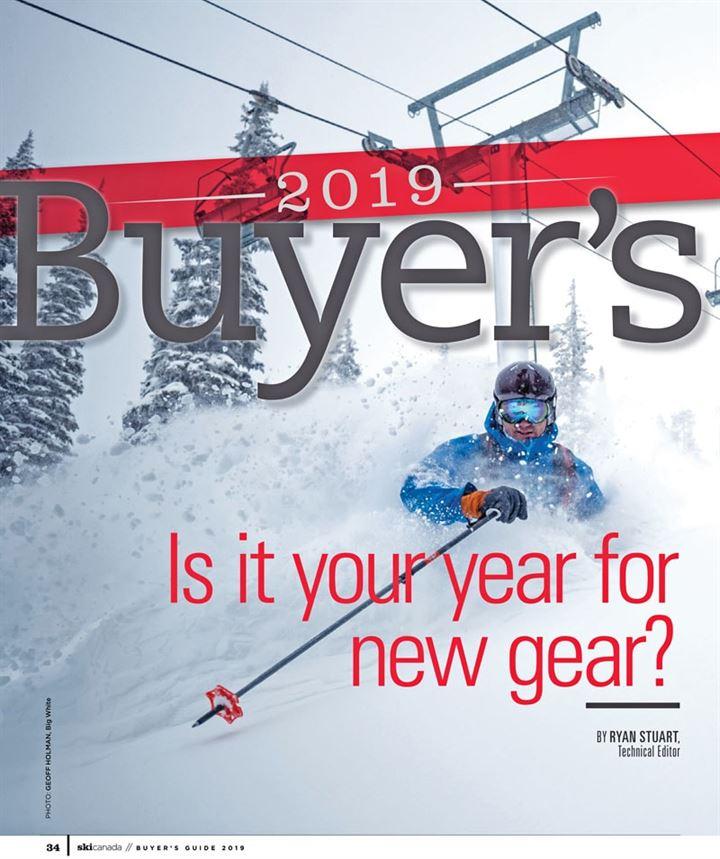 buyer s guide ski canada magazine rh skicanadamag com ski magazine buyers guide 2016 ski magazine buyers guide 2016