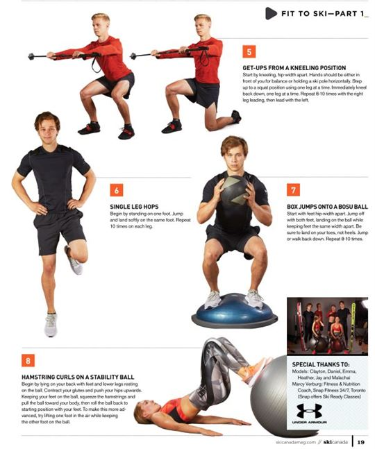 Fitness page 2