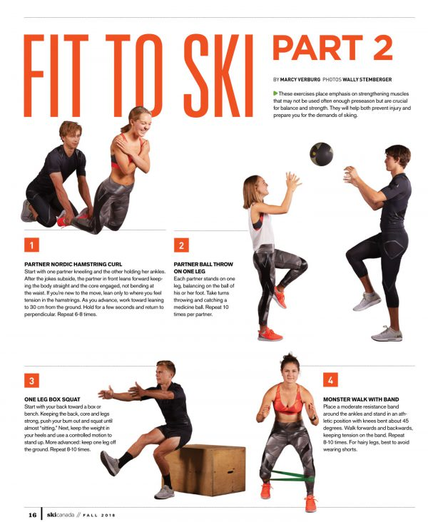 Fit to Ski 2.1