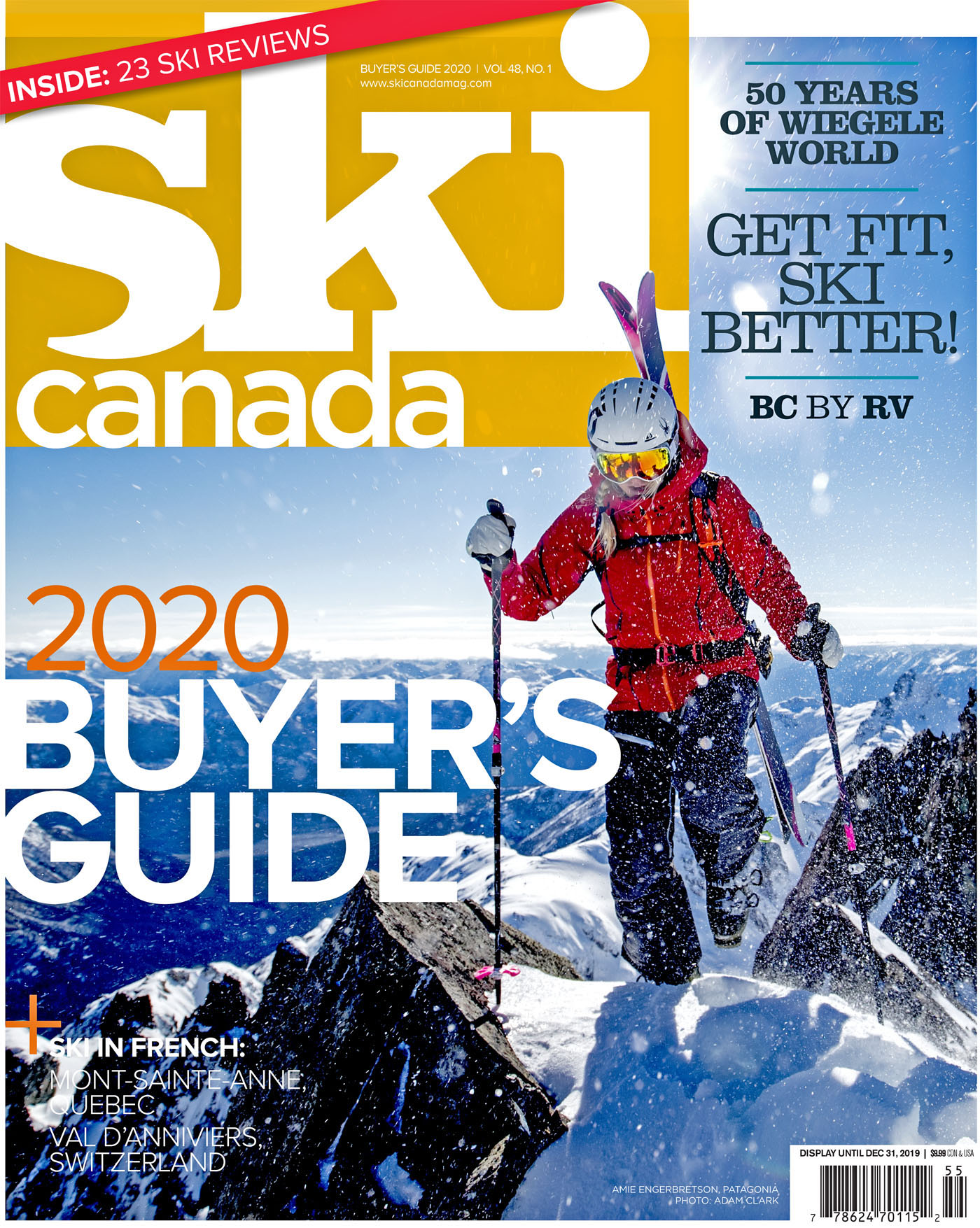 Buyer's Guide 2020 cover