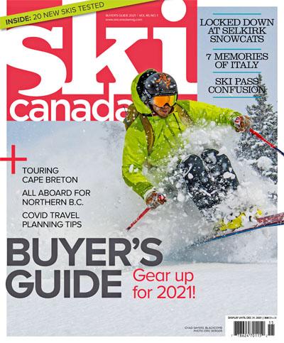 Ski Canada Buyer's Guide 2021