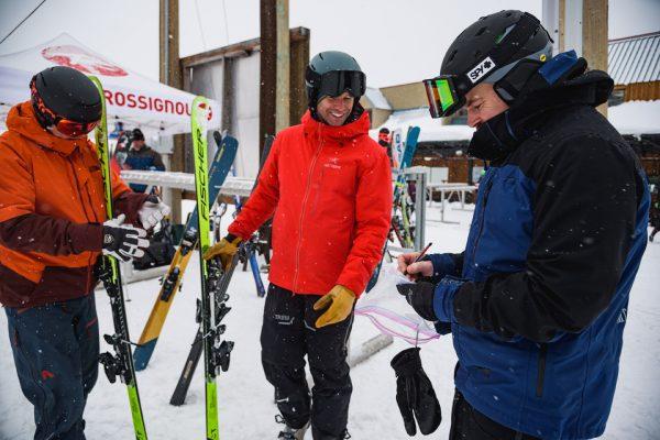 ski test 2021 testers