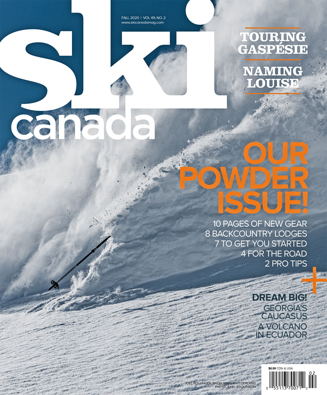 Ski Canada Fall 2020