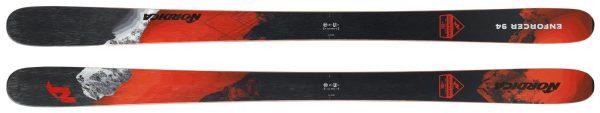 Nordica Enforcer ski test