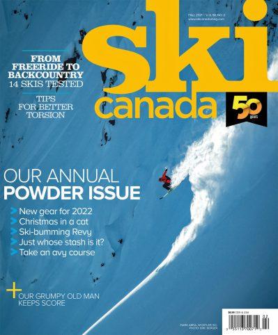 Ski Canada Fall 2021